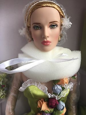 "Tonner Tyler 16"" 2015 Spring Flowers Dressed LE 400 Ballet Fashion Doll NRFB BW"