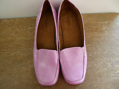 Naturalizer Womens Flat Shoes, Size 9, Pink, Brand New