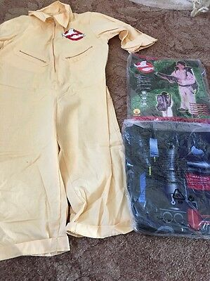 Ghostbusters Dressing Up Fancy Dress Outfit