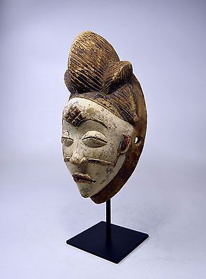 Beautiful Vintage PUNU African Dance Mask