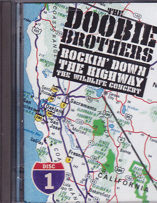 The Doobie Brothers-Rockin Down The Higway Disc 1 Minidisc album