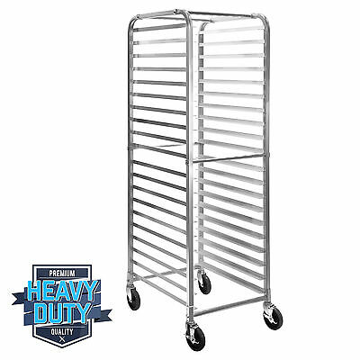 Commercial Kitchen 20 Sheet Bun Pan Bakery Rack