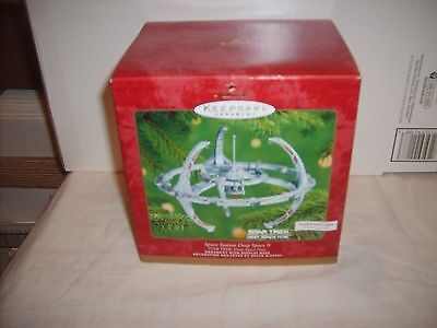 NIP 2001 Hallmark Keepsake Star trek Space Station Deep Space Nine Ornament