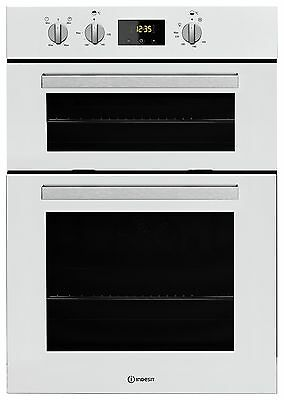 Indesit Aria IDD6340WH Double Oven - Built In - White. From Argos on ebay