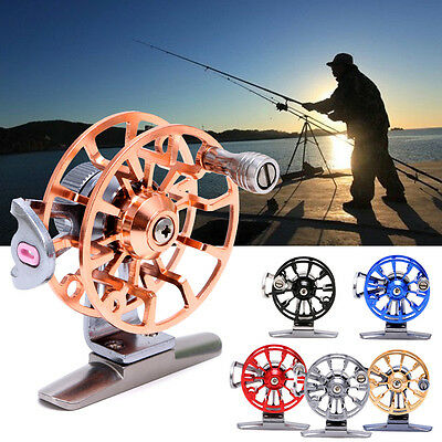 Full Metal Ultra-light Former Ice Fishing Reels Wheel Fly Fishing Reel Aluminum