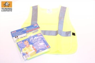 High visibility vest For Your Kind in accordance with EN1150 Reflector Shirt