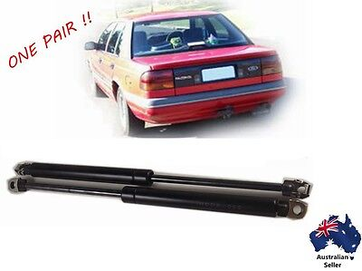 Ford Falcon Fairmont BOOT gas struts EA and EB SERIES 1 88 to March 92 New PAIR