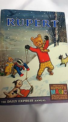 RUPERT BEAR 1967 Annual by The Daily Express (002)