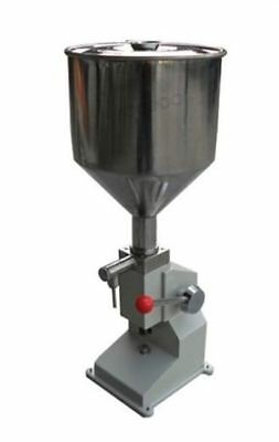 Manual Paste & Liquid Filling Machine