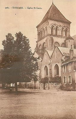 79 Thouars Eglise St-Laon