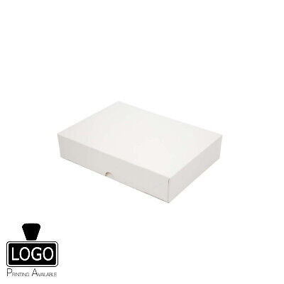 Pop-up Matt Finish Flat Pack Gift Boxes A4, A5 & A6 Sizes (Printing Available £)
