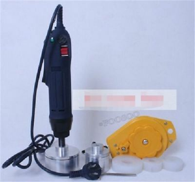Handheld Electric Bottle Capping Machine Cap Sealer Sealing Machine 220V mb