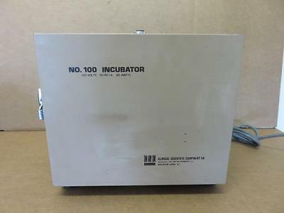 Clinical Scientific / Lab-Line No. 100 Benchtop Incubator