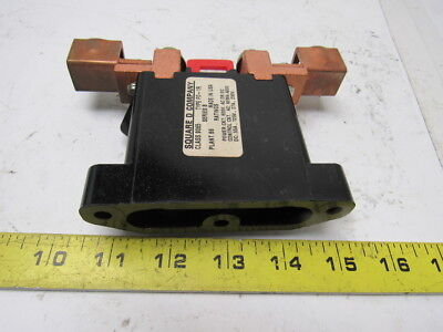 Square D 9065 FO1R Thermal Overload Relay Melting Alloy Starter Lathe