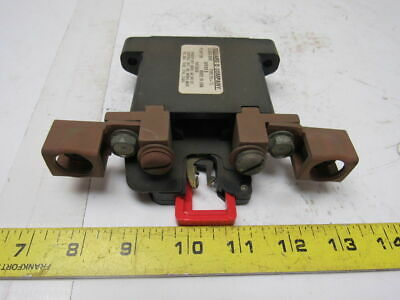 Square D 9065-FO1L Series B Thermal Overload Relay Melting Alloy Starter Lathe