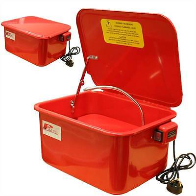 Rhyas Parts Washer 3.5 Gallon Degreaser Cleaner Cleaning Bench Top