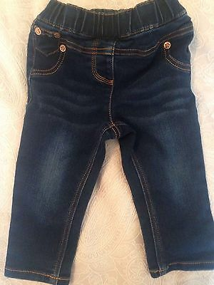 Baby Girl Skinny Jeans Jeggings. Next 6-9 Months