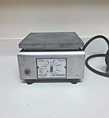 Thermolyne Type 1900 Hot Plate Model HP-A191B