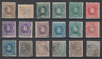 Spain Unchecked Mixed Condition Selection; see both scans; Ref 237
