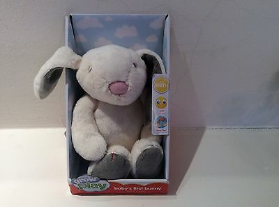 Grow & Play My First Bunny Baby Toy