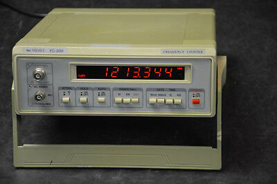 Bel Merit FC-200 Frequency Counter (DC-1MHz)