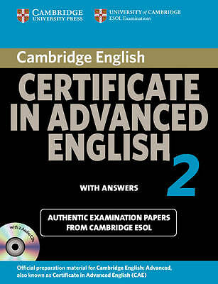 Cambridge Certificate in Advanced English 2 for Updated Exam Self-study Pack, ,
