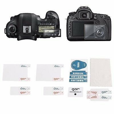 LCD Screen Protector Cover Protection Guard Film For Digital Camera Nikon D500