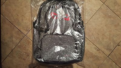 Nfinity Sparkle Backpack Red Logo