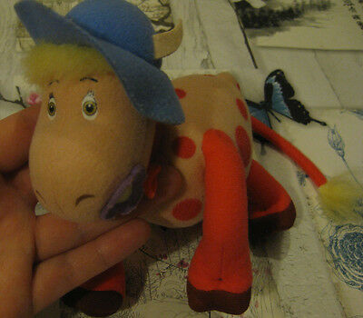 Sale! Ermintrude - Magic Roundabout soft toy