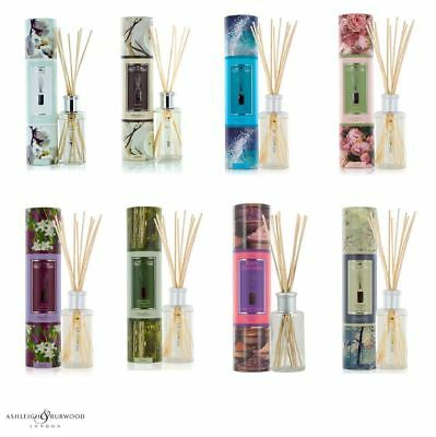Ashleigh Burwood 200ml Oil Reed Diffuser Aromatherapy Fragrance Home Office Gift