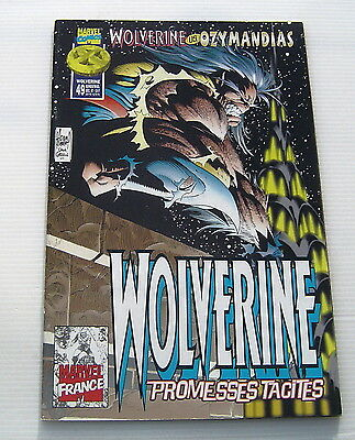 Wolverine  -  N°  49 - Comics -  Marvel France