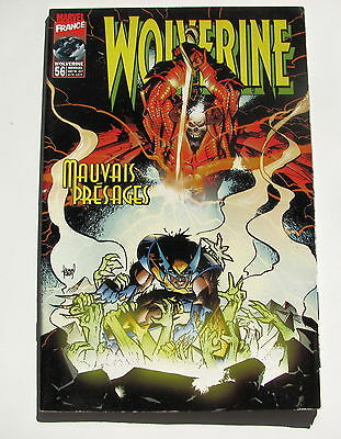 Wolverine  -  N°  56 - Comics -  Marvel France