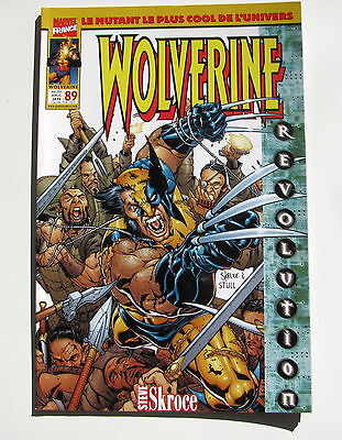 Wolverine  -  N°  89 - Comics -  Marvel France