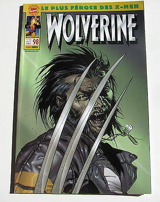 Wolverine  -  N°  98 - Comics -  Marvel France