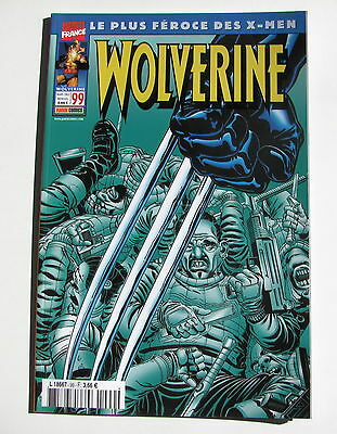 Wolverine  -  N°  99 - Comics -  Marvel France