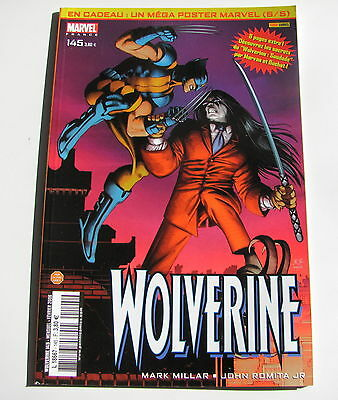 Wolverine  -  N° 145 - Comics -  Marvel France