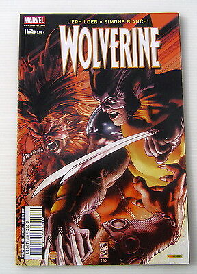 Wolverine  -  N° 165 - Comics -  Marvel France