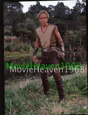 Ryan Gosling Young Hercules 2.25 Color Transparency 460 Negative Photo