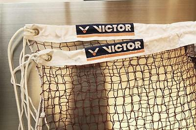 VICTOR Netz A Professional BWF approved Badminton Federball Turnier Halle