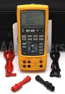 Fluke 725 Multifunction Process Calibrator CALIBRATED !