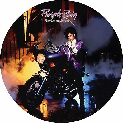 "Prince & The Revolution - Purple Rain (NEW 12"" PICTURE DISC VINYL)"