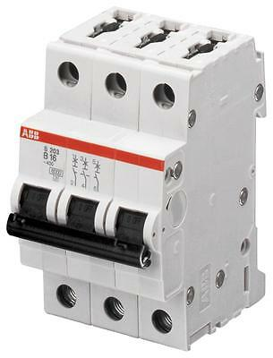 CIRCUIT BREAKER THERMAL MAG 3 POLE - S203M-D6 (Fnl)