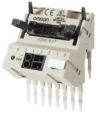 PLC INTERFACE UNIT I/O RELAY SCREW - P2RVC-8-I-7-1 (Fnl)