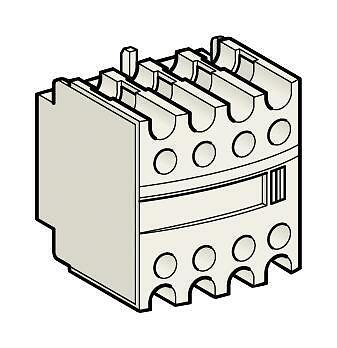 AUXILIARY CONTACT BLOCK 2NO+2NC - LADC22 (Fnl)