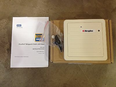 HID ProxPro Proximity Reader 5355/8A 5355ABN00-S1291 Wiegand/Clock-and-Data 2007