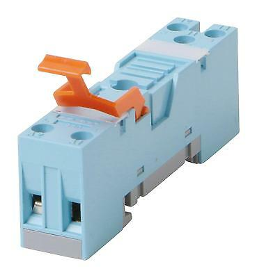RELAY SOCKET DIN RAIL 1-POLE - S-10 (Fnl)