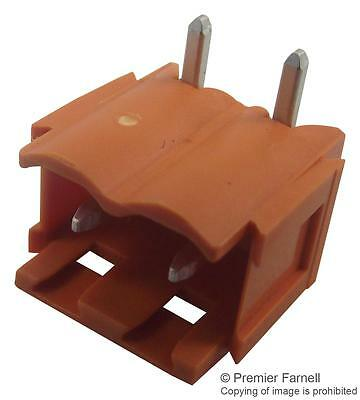 Terminal Block, Side Entry, Header, 5.08 mm, 8 Ways, 15 A, 300 V, Through Hole R