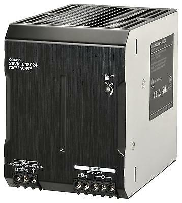 POWER SUPPLY AC-DC 24V 20A - S8VK-C48024 (Fnl)