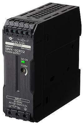 POWER SUPPLY AC-DC 12V 2.5A - S8VK-G03012 (Fnl)