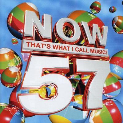 Various Artists - Now That's What I Call Music! 57 [Uk] New Cd